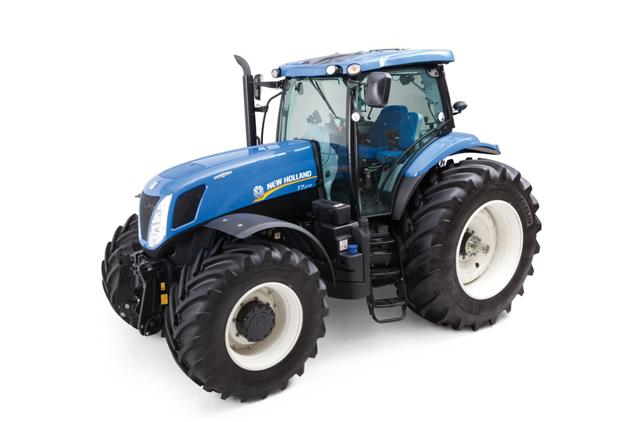 New Holland T7 Series – Triebold Implement