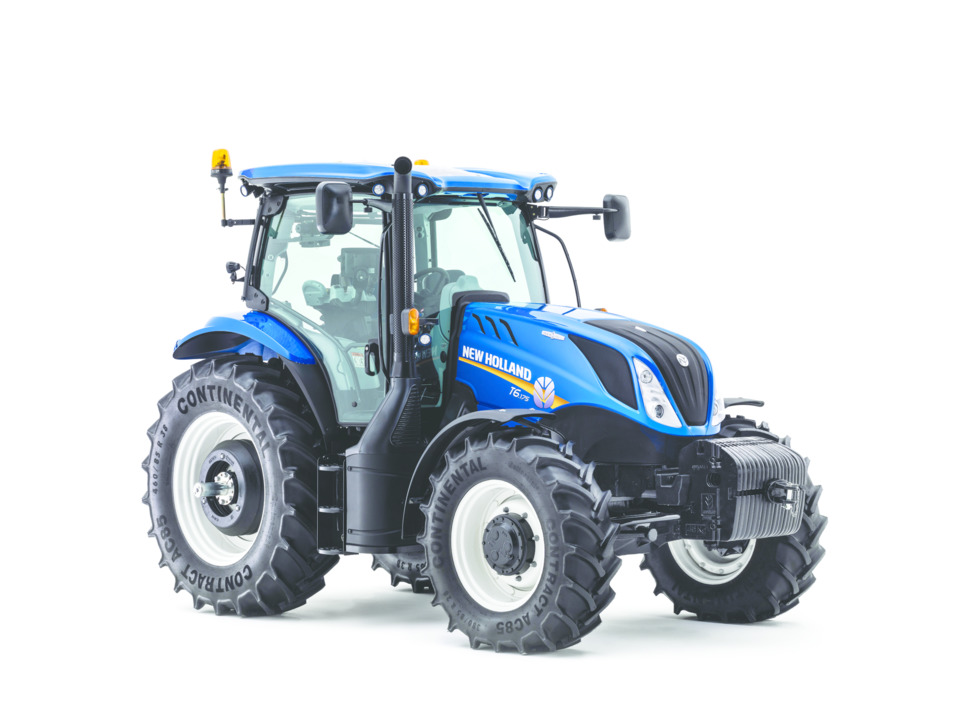 Tractor T6
